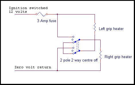 circuit atrophy's homemade heated grips hot grips wiring diagram at edmiracle.co